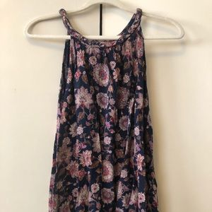 Lucky floral tunic